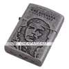 zippo stylish storm oil lighter - che guevara - antic cooper