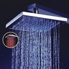 pear rain shower  LED - 20 X 20cm