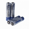 accus - AAA rechargeables - 1.2V - 1000 mAh - lot de 4