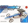 Model No Glue: Car Dragster - Solar & battery AA - 20cm