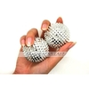 2 Magnetic Balls with Pics for Chinese massage