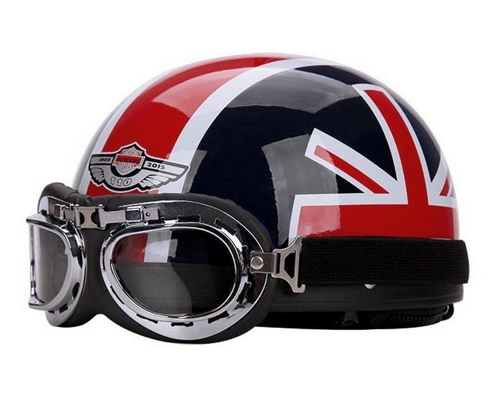Vintage british cavaly helmet