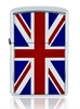 Oil Lighter (Zippo style) British Flag / English / Union Jack / UK