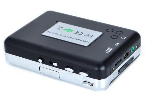 lecteur de cassette k7 audio convertisseur au format mp3. Black Bedroom Furniture Sets. Home Design Ideas