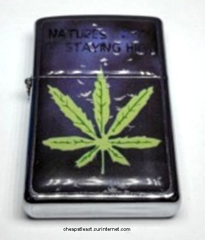 cool briquet temp te essence style zippo ganja weed rasta. Black Bedroom Furniture Sets. Home Design Ideas