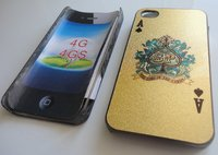 protective cover for iphone AR 4 - Ace of Spades