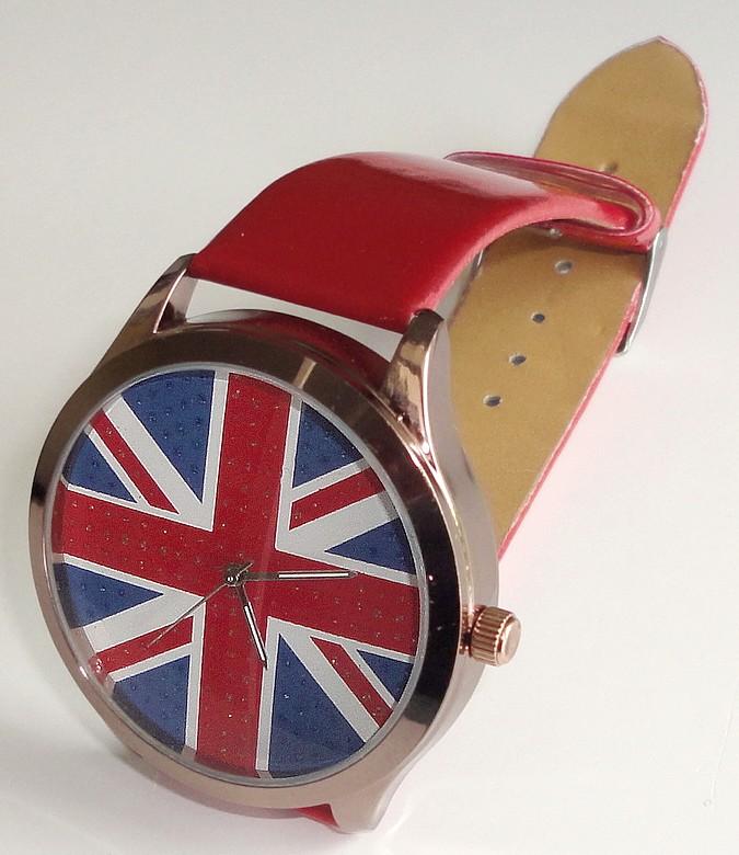 cheapatleast montre fashion drapeau anglais union jack. Black Bedroom Furniture Sets. Home Design Ideas