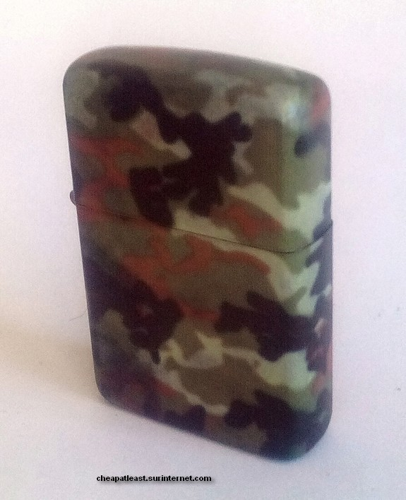 briquet temp te style zippo camo camouflage cheapatleast. Black Bedroom Furniture Sets. Home Design Ideas