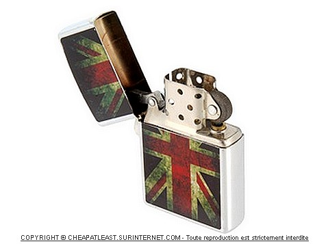 briquet temp te style zippo collection dirty flag. Black Bedroom Furniture Sets. Home Design Ideas