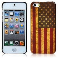American Flag case for Iphone 5