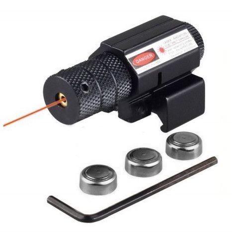 vis e laser point rouge avec t l commande red dot pour fusil. Black Bedroom Furniture Sets. Home Design Ideas