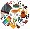 Music (instruments, accessories, parts)
