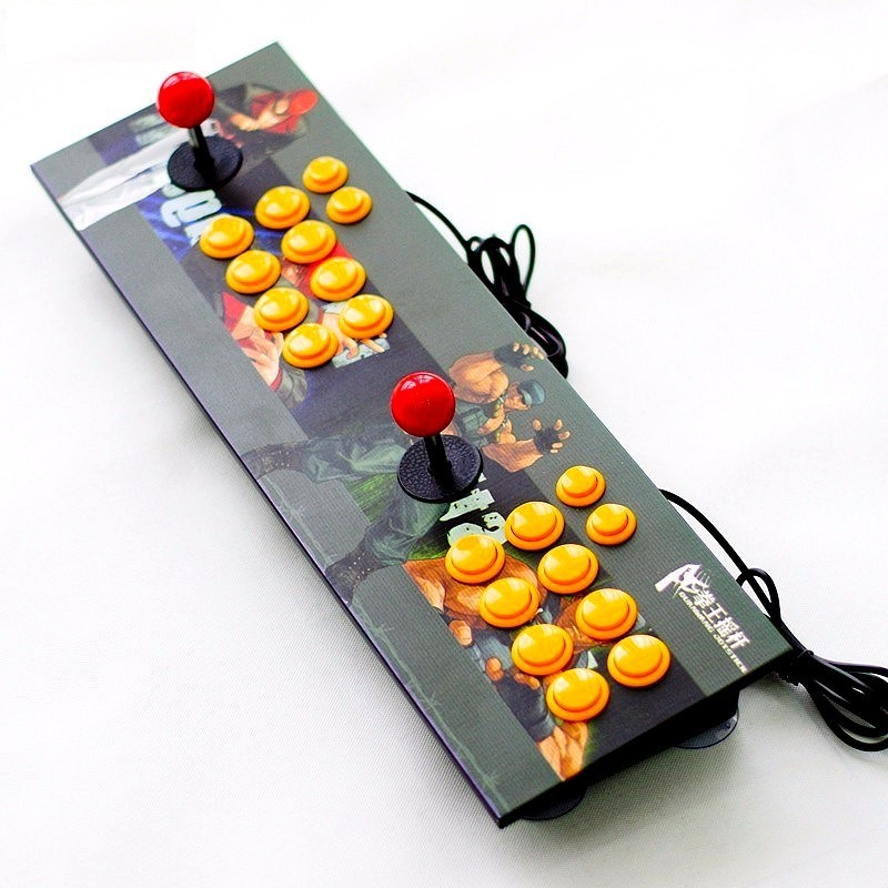 Double Joystick Arcade FIGHTER USB for PC - CHEAPATLEAST
