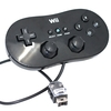 Classic Controller for Nintendo Wii Console Black