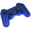 Manette Sans Fil compatible Playstation 3 Ps3 - bleu