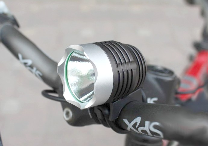 Vélo Set Éclairage Lumens Rando Urbex À 9001200 Led Frontal Kit AjRL354