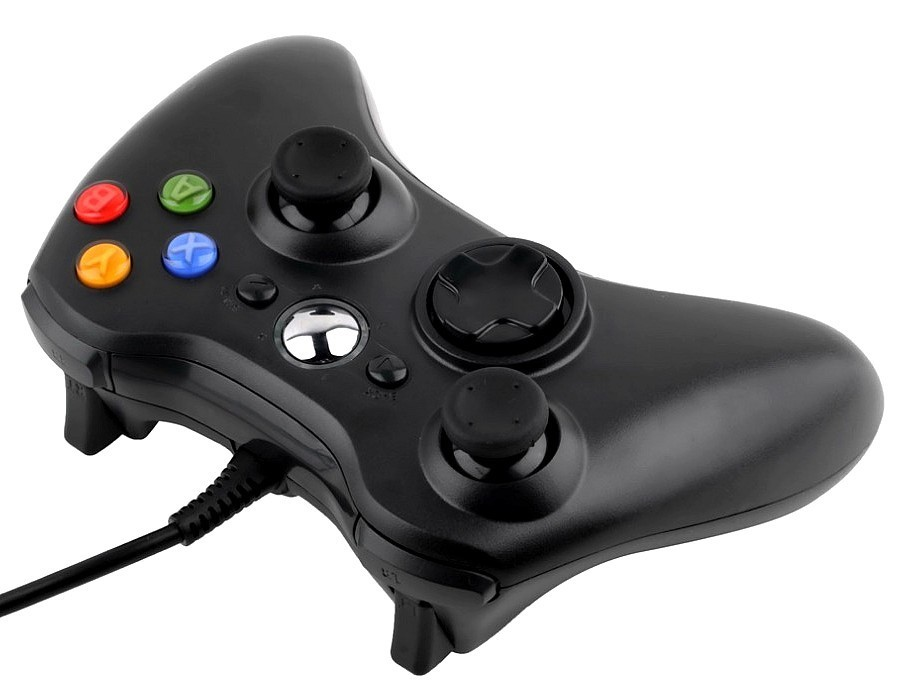 CHEAPATLEAST - Controller for Xbox360 / PC (W7 / W10