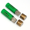 USB Rechargeable AA Battery 2 PCS
