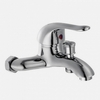 Wall single-handle faucet - bath + shower