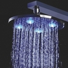 pear rain shower  LEDs - Ø 20cm