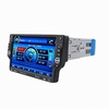 "AM / FM radio - GPS - DVD / Dvix - TV - SD & USB Port - touch screen 7.0 ""  drawer"