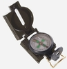 Military Classic Brunton Style Lensatic Pocket Compass