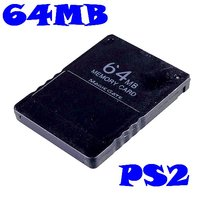 PS2 memory card 64MB FOR PLAYSTATION 2