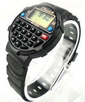 Montre calculatrice LCD