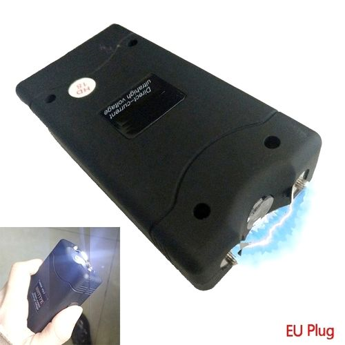 Mini Pocket Taser Stun Gun & flashlight