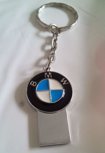 Clé USB Ultra slim - 8 Go - Logo BMW -