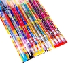 2 Roller Pens + 10 Refills different Colors - Ink Glitter Gel -