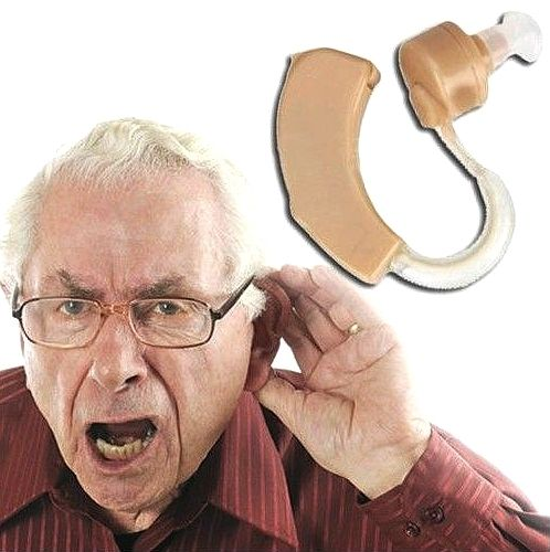 Sound Voice Amplifier Hearing Aids audio-prosthesis