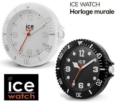 ICE WATCH SOLID / FOREVER Wall Clock Black or White