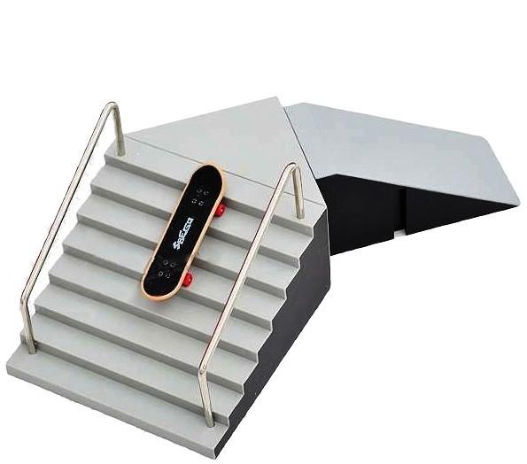 finger skate rampe escalier cheapatleast. Black Bedroom Furniture Sets. Home Design Ideas