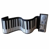 Roll-up Piano - Keyboard And Flexible Hose - 49 Keys - 4 Octaves - Wireless - Synthesizer
