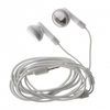 White Mp3/Mp4 Earphone, Telephone, Pc, Ipod