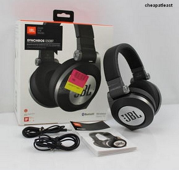 Jbl Synchros E50 Bt Headset Bluetooth With Mic Harman E50bt Black