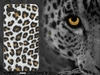 Leopard Print Shell / case For Iphone 4 4g