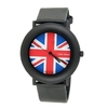 Montre À Quartz Mixte - Union Jack - Drapeau Anglais - UK