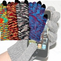 touch screen gloves - acrylic - size: M/L