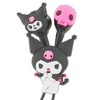 stereo headphone - earphones - Kuromi -