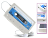 Silicone Protective Case white Shaped K7 (Audio Cassette) Iphone 4