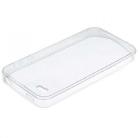 Crystal Protection Case (Transparent) For Iphone 4