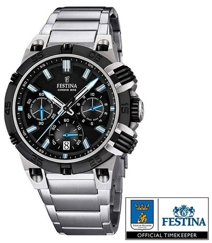 FESTINA Man Watch Sport Luxury - stopwatch - Chrono Bike F16775