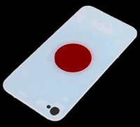 Replacement Back Battery Cover iPhone 4 - Japanese Flag