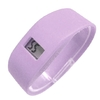 Fashion Anion silicone watch ionizer pink
