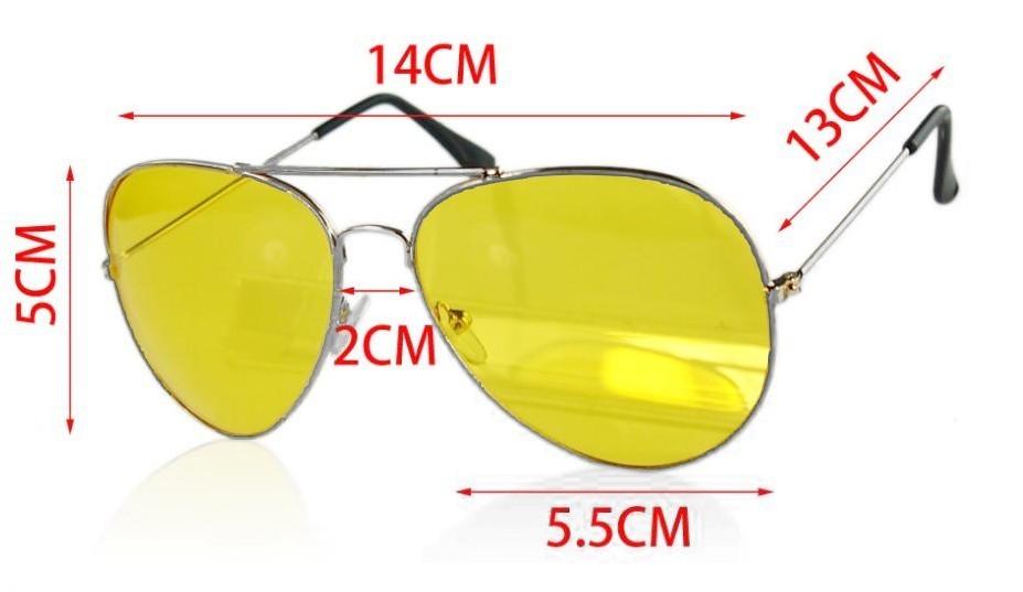 lunettes anti blouissement pour conduite de nuit design vintage. Black Bedroom Furniture Sets. Home Design Ideas