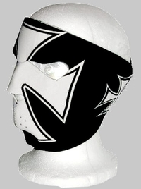 Mask Full Face Protection  Neopren Cross of War, West coast