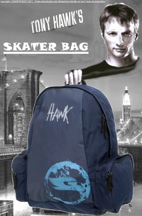 cartable Sac à dos / Ado  - TONY HAWK -
