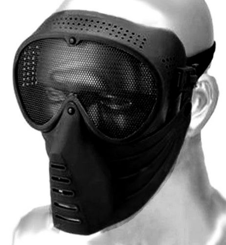 masque lunette protection airsoft